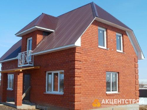 Дачные дома из пеноблоков: проекты и цена строительства