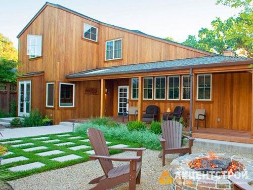 Проекты одноэтажных домов - лучшие типовые проекты