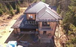 Строительство дома в Агалатово