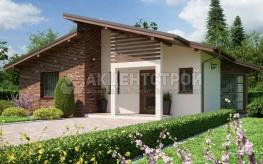 Дом из кирпича 150 кв.м.