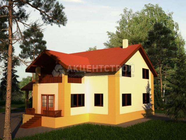 Каменный дом 450 кв.м.