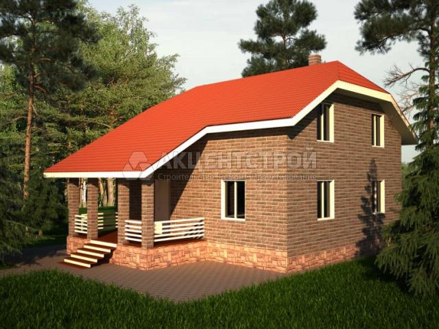 Каркасный дом 200 кв.м.