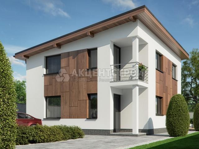Дом из кирпича 200 кв.м.