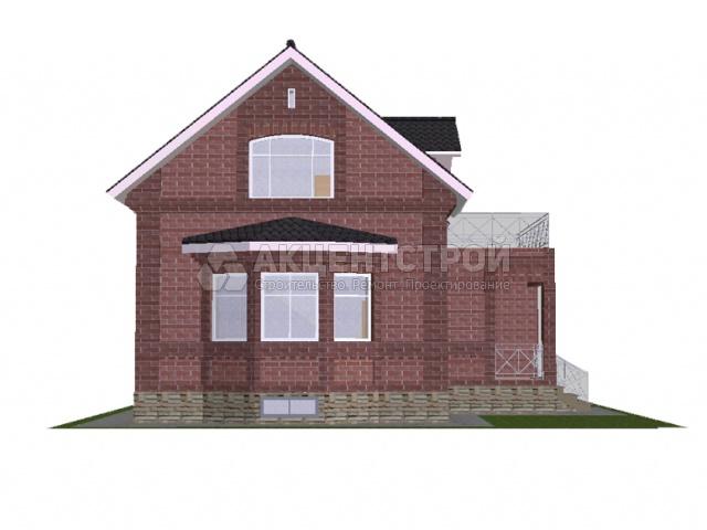 Дом из кирпича 142 кв.м.