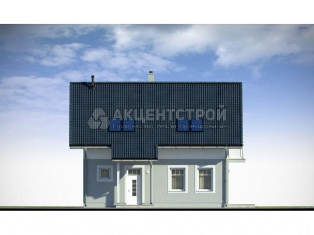 Дом из газобетона 170 кв.м.
