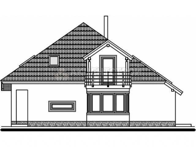 Дом из кирпича 140 кв.м.