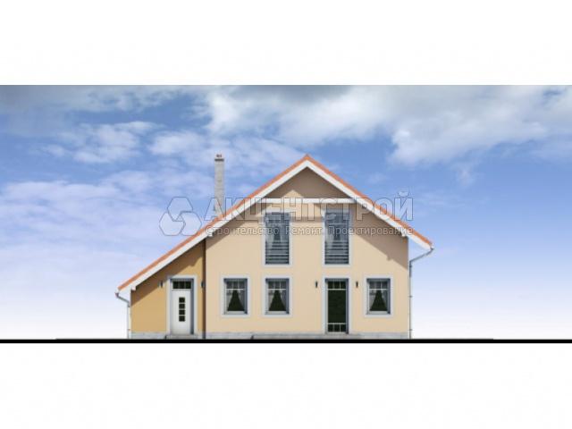 Дом из газобетона 215 кв.м.