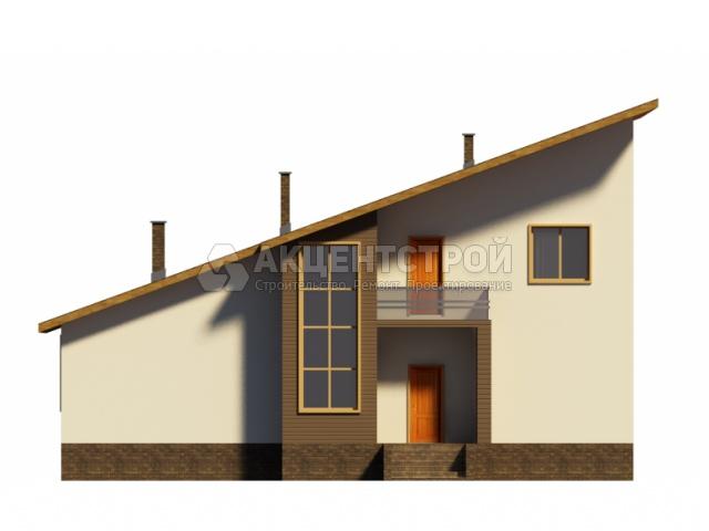 Дом из газобетона 265 кв.м.