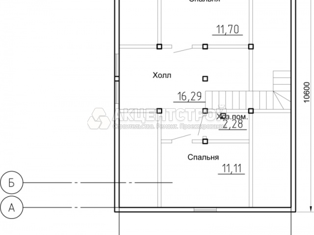 Каркасный дом 128 кв.м.